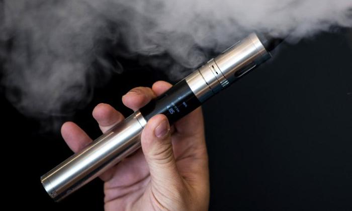 Dejar el cigarrillo por el cigarrillo electrónico