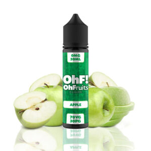 OHF! FRUITS - APPLE 50ML