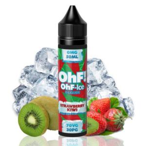 OHF! ICE - STRAWBERRY KIWI 50ML